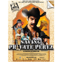 DVD SAVING PRIVATE PEREZ